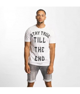 T-shirt Rocawear Stay True Blanc