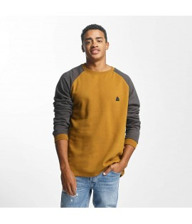 Sweat Just Rhyse Pullover Klawock Beige