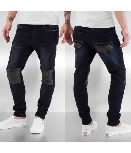 Jean Antifit Just Rhyse / PU Bleu
