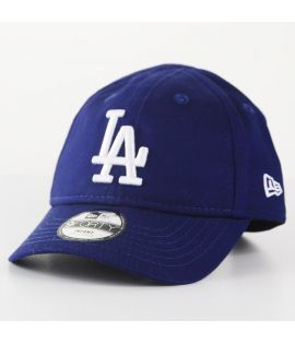 Casquette Nouveau-Né New Era Los Angeles Dodgers Essential Bleu Roi Infant 9Forty