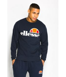 Sweat Ellesse Succiso Crew Bleu Marine Collection Ellesse Héritage