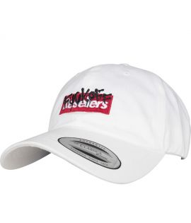 Casquette Incurvée Turn Up Reseller Dad Blanc